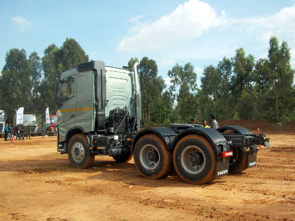 Volvo Launches New Range Of Trucks In India