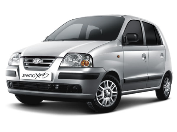 hyundai end production of santro