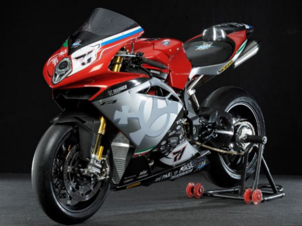 mv agusta launch new f4