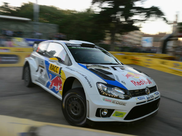 volkwagen wins second wrc