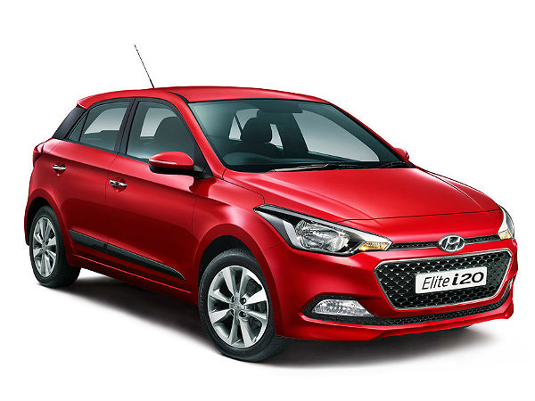 hyundai elite i20 booking record