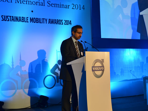 2014 volvo sustainable mobility awards