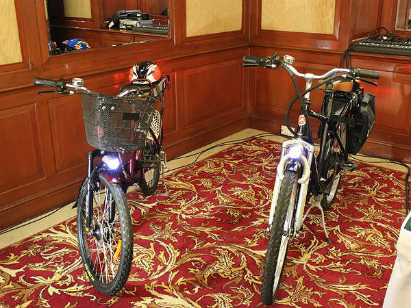 hero electric bike top speed