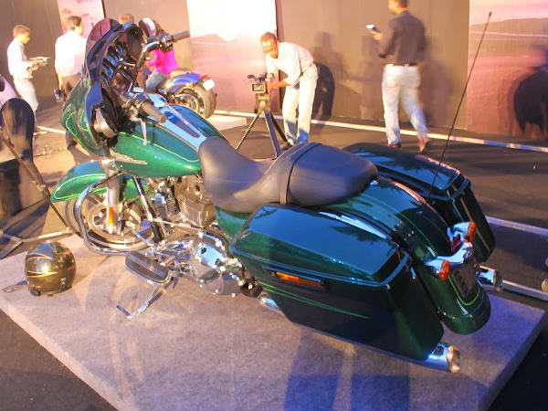 harley davidson launch street glide special