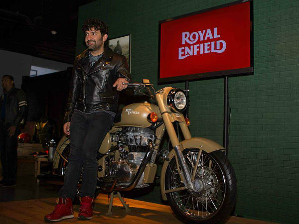 royal enfield october sales
