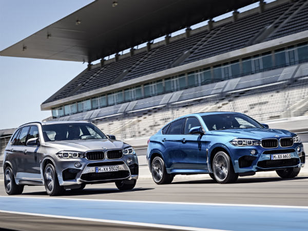 bmw reveal sports activity vehicle