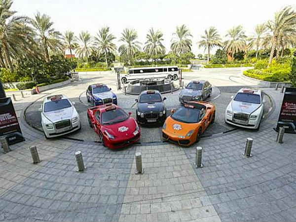 supercars in dubai