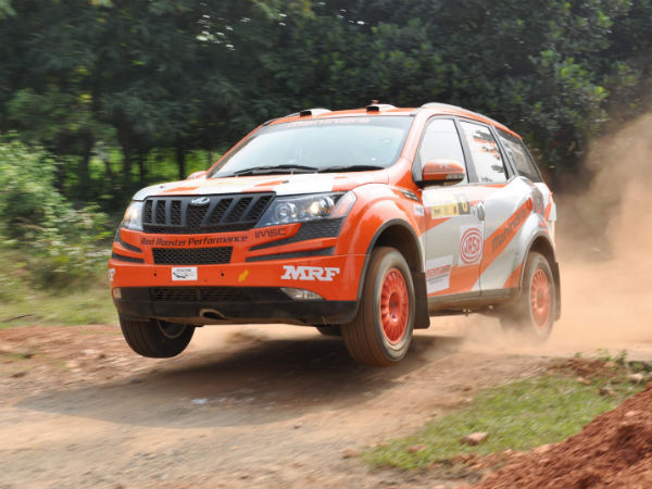 mahindra adventure rally