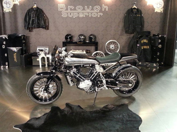 brough superior two new models