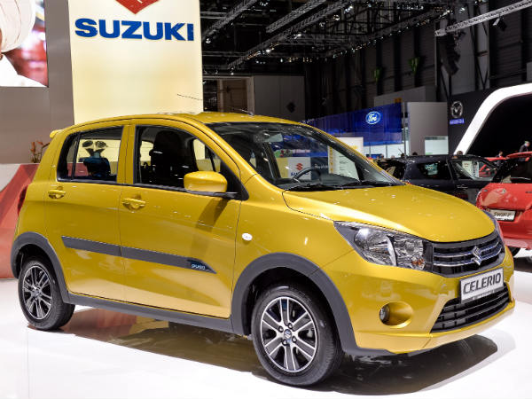 Suzuki Celerio Secures 3-Star Rating In Euro NCAP Test ...