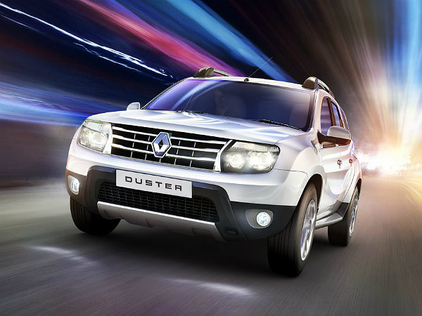 Renault Duster India Offer