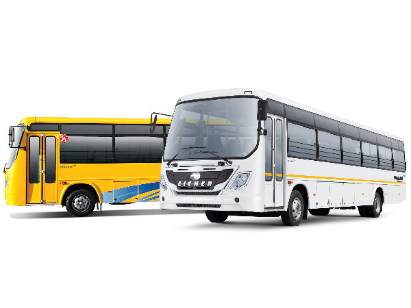 volvo eicher launch next generation buses in bangalore drivespark news. Black Bedroom Furniture Sets. Home Design Ideas