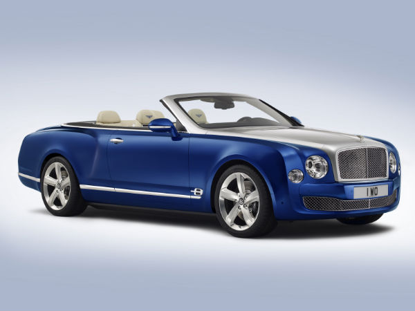 bentley unveil grand convertible
