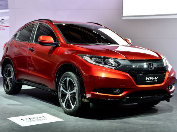 honda launch hr-v