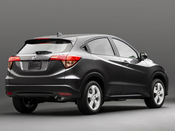 honda hr-v india launch