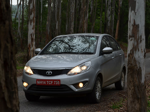 tata zest demand