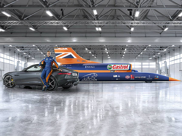 jaguar to support bloodhound ssc