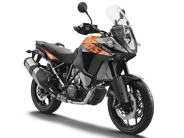 ktm adventure motorcycle