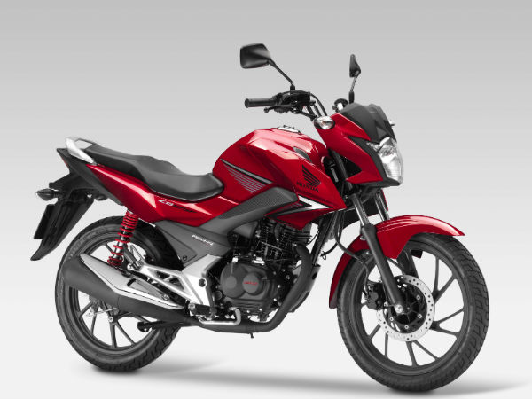 honda unveils its 2015 cb125f commuter motorcycle   drivespark