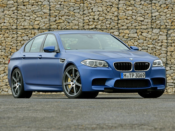 bmw m5 price in india