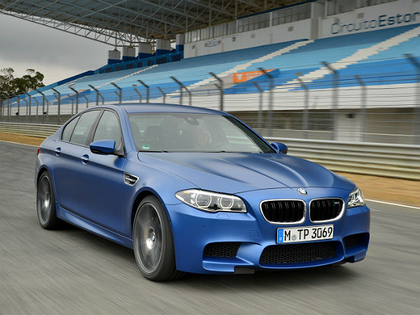 bmw m5 india features