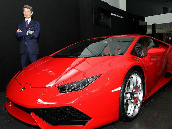 Lamborghini Inaugurates New Showroom In Bangalore Drivespark News