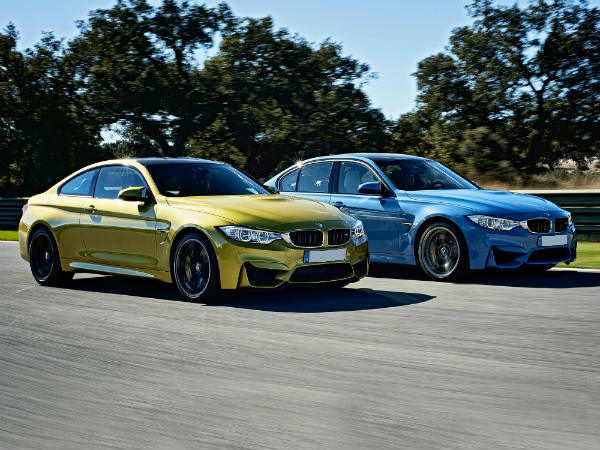 bmw m3 and m4 features and specification