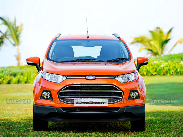 ford ecosport for military