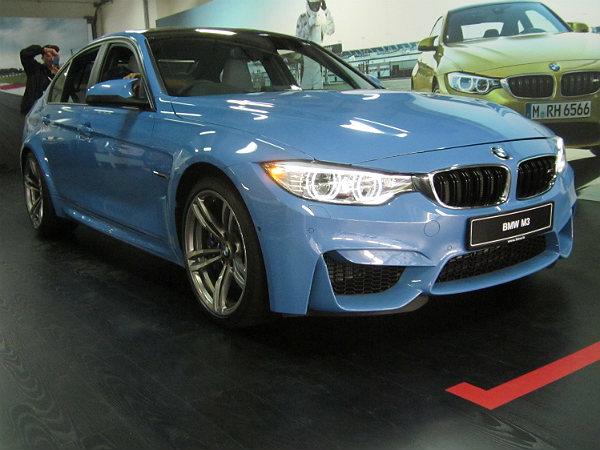 Buddh And The BMW M3 And M4: Of Track Soundtracks