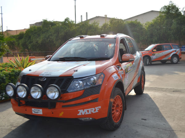 indian rally championship
