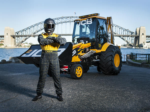 fastest jcb in the world