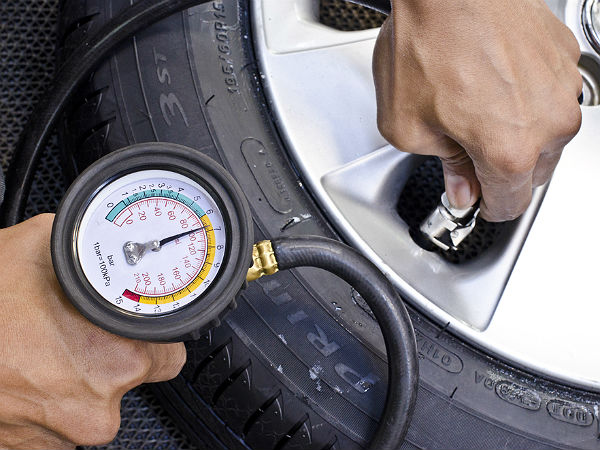 8. Filling tyres with extra air will make it heavier and won't roll easily: