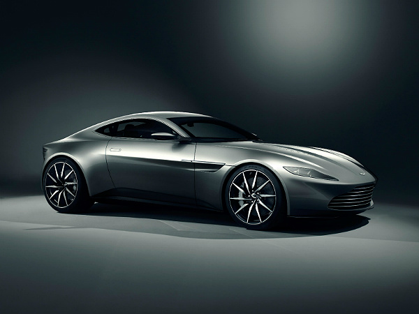 aston martin db10 new bond car