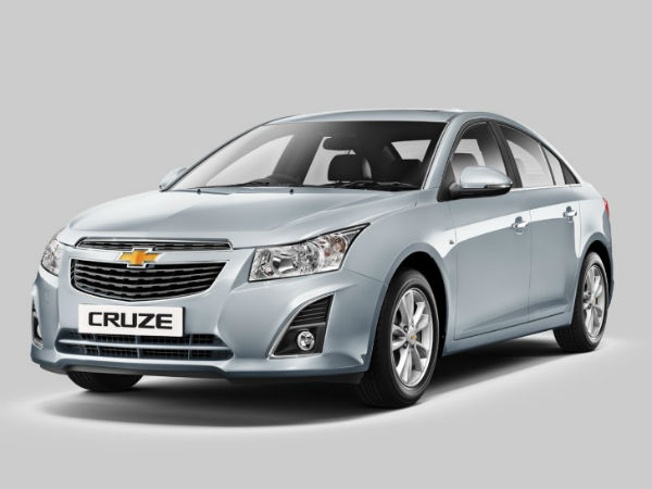 General Motors Recall Cruze Sedan In India Drivespark
