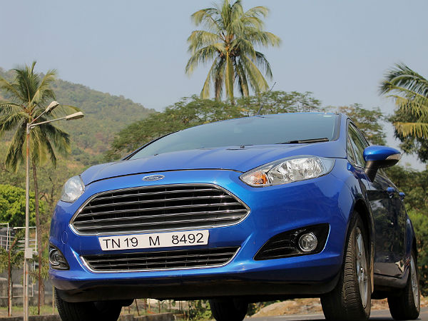 2014 Ford Fiesta Review