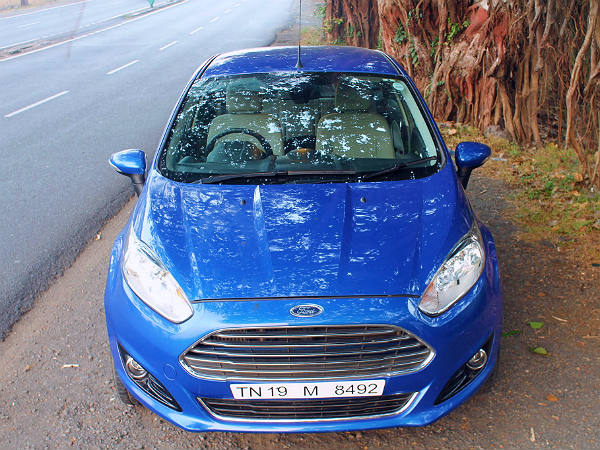 2014 Ford Fiesta Review: Overview