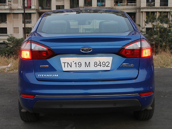 2014 Ford Fiesta Review: Styling