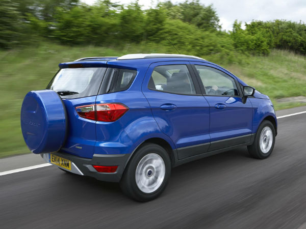 Ford Issues Ecosport Recall Due To Three Major Issues