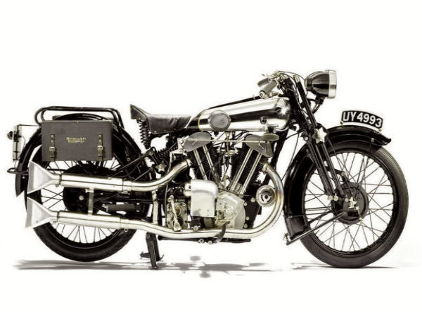 1929 brough superior motorcycle