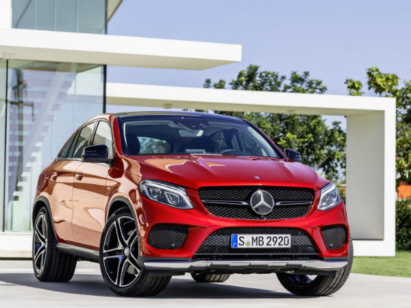 Mercedes-Benz GLE AMG Coupe