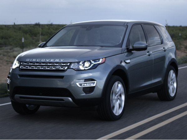 land rover discovery sport safety features