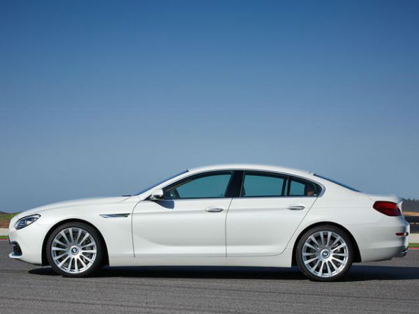 2015 BMW 6-Series Gran Coupe Revealed