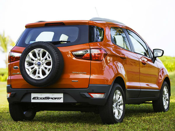 ford ecosport recall in india