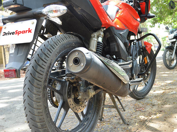 Rear Disc/Shock Absorbers