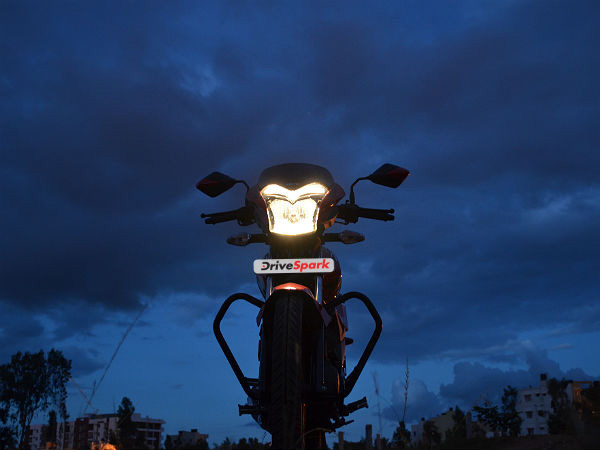 4. Prism Headlight