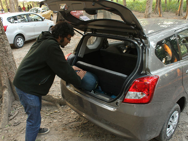 Datsun GO+ Review: Should You Buy The Hatch With More ...