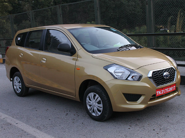 Datsun GO+ Review: The Hatch With More Thatch