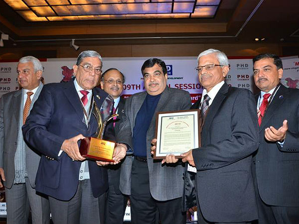 hasetri wins award for excellence