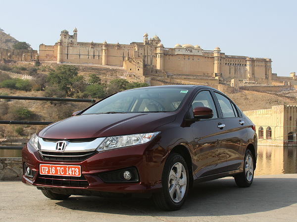 honda city sales