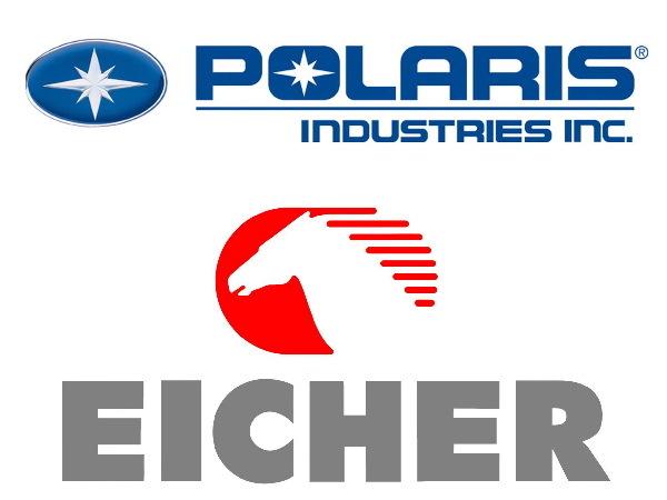 Eicher And Polaris Bui...
